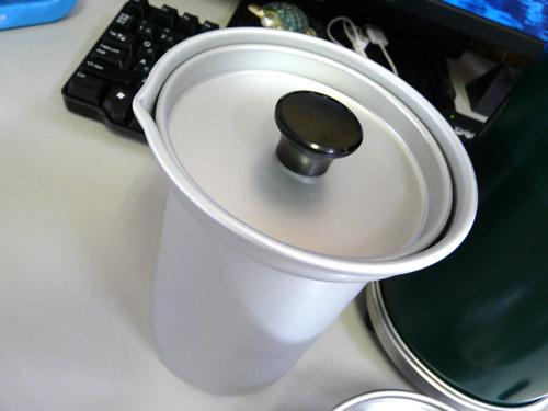 アルポットの内鍋